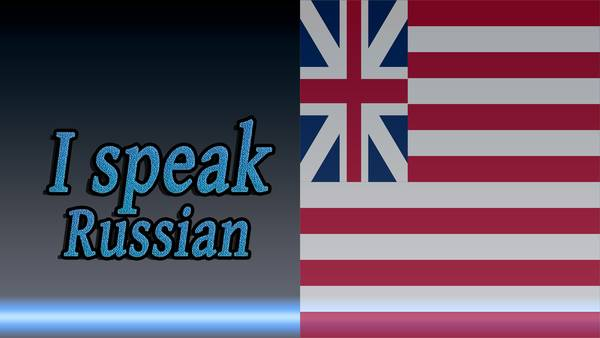 Before-How to say I speak Russian in Russian