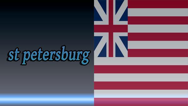 Before-st petersburg in Russian