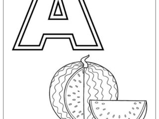 Download ABC Coloring Book